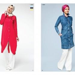 Huşe Giyim 2021 İlkbahar Yaz Koleksiyonu Kombinleri