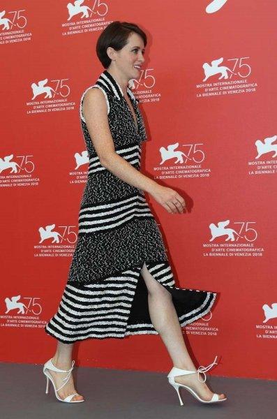 Venedik Film Festivali'nde şıklık yarışı